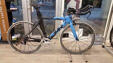 Quintana Roo Dolce TT Bike carbon size M blue Ultegra 10 speed