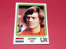 88 JOHNNY REP NEDERLAND MÜNCHEN 74 FOOTBALL PANINI WORLD CUP STORY 1990 SONRIC'S