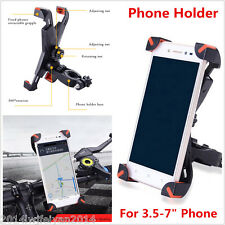 Motorcycle MTB Bike Bicycle Handlebar Mount Holder For Cell Phone GPS Universal