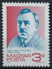Hungary 1989 SG#3887 Kalman Wallisch MNH #D4237