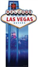 Las Vegas Sign Party Cutout Standee