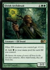 MTG magic cards 1x x1 NM-Mint, Japanese Elvish Archdruid Magic 2012