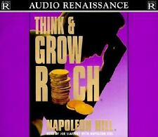 2 CD Set Think and Grow Rich Napoleon Hill Audio Book