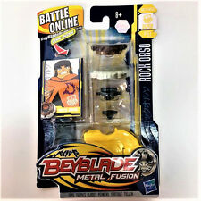 Rare HASBRO Beyblade METAL FUSION ROCK ORSO DEFENSE D125B BB51 Battle Kid Toy
