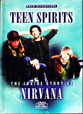 Nirvana Teen Spirit the Inside Story of Nirvana DVD + BOOK NUOVO OVP/SEALED