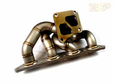Mitsubishi Evo 4 5 6 Race Spec 3mm Stainless Steel Turbo Exhaust Manifold