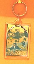 Special Boat Service key ring..