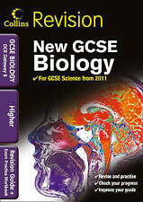 GCSE BIOLOGY OCR GATEWAY B HIGHER: Revision Guide Exam Practice Workbook Collins