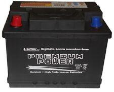 Batteria Auto 60 Ah (SX) - 2 Anni garanzia - tecn.calcio/calcio +30% Spunto 540A