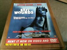 Exit Wounds (steven seagal, dmx) Movie Poster A2