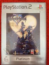 Sony PS2. Kingdom Hearts [Platinum] CIB (PAL EUR/AUS).