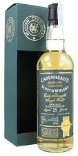 1 BOTTLE WHISKY CAOL ILA 1991 25 YO 50,2 % CADENHEAD'S