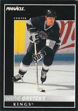 WAYNE GRETZKY 1992-93 Pinnacle Hockey card #200 Los Angeles Kings NR MT