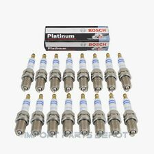 Mercedes-Benz Spark Plugs Plug Set Platinum Bosch OEM 95003/99403 (16pcs)