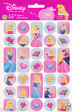 Disney Princess Sleeping Beauty Aurora 55+ Stickers School Crafts Party Favors