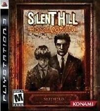PLAYSTATION 3 PS3 GAME SILENT HILL: HOMECOMING BRAND NEW & SEALED