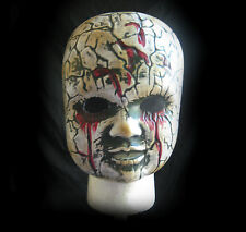 Evil Bloody Creepy Baby Doll Adult Halloween  Face Mask