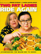 Two Fat Ladies Ride Again Jennifer Paterson, Clarissa Dickson Wright, Clarissa D