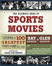 The Ultimate Book of Sports Movies SIGNED by Didinger And Macnow