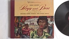 "Gershwin ""Porgy and Bess""  Victor  Set #DM-999 Fabien Sevitzky"