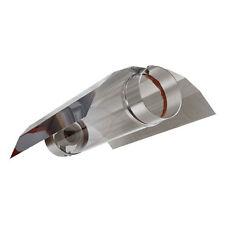 Réflecteur CoolTube de Culture Brillant  E40 - 500mm (Ø125mm)