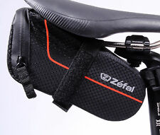 ZEFAL Z LITE PACK BICYCLE SADDLE BAG BLACK MEDIUM