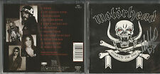 "MOTÖRHEAD  ""March Or Die"" 1992 Picture CD  (Signiert von MICKEY DEE)"