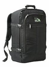 Cabin Max Backpack Flight Approved Carry On Bag Travel Hand Luggage 55x40x20 cm