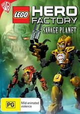 LEGO Hero Factory: SAVAGE PLANET : NEW DVD