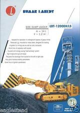 Equipment Brochure - Bumar Labedy - LBT-1200EH/LS - Side Dump Loader (E2588)