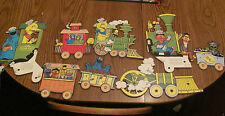Sesame Street lot of Wall Hangings great for kids room