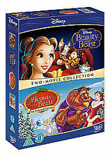 Disney Beauty And The Beast/Beauty And The Beast: The Enchanted Christmas DVD