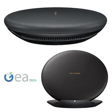 SAMSUNG Wireless Charger Convertible EP-PG950BBEG Pad QI Fast Charging Stand up