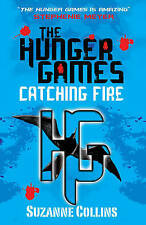 Catching Fire (Hunger Games, Book 2), Collins, Suzanne Paperback Book The Cheap