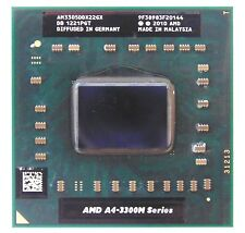New AMD A4-3305M 1.9GHz Dual Core Laptop CPU Processor AM3305DDX22GX