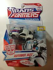 TRANSFORMERS ANIMATED - Autobot Jazz Action Figure Hasbro