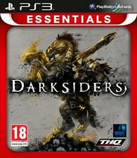 DARKSIDERS ESSENTIALS PS3 * NUOVO SIGILLATO PAL *