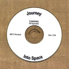 OLD TIME RADIO   JOUNEY INTO SPACE  FROM BBC RADIO  IN MP3 OTR