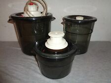 FoodSaver Vacuum Sealer Jar Containers 2 4 & 6 Quart