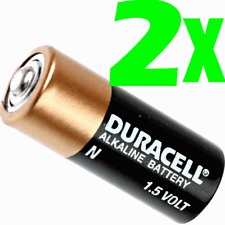 2 LR1 Lady N Batteries 1.5V Duracell MN9100 E90 Alkaline battery long Power