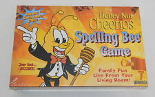 Honey Nut Cheerios Spelling Bee Game SEALED Briarpatch