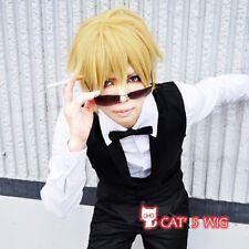 DuRaRaRa Shizuo Heiwajima cosplay wig