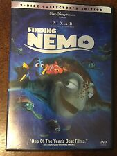 Finding Nemo Two-Disc Collector's Edition) Widescreen DVD