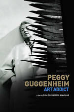 Peggy Guggenheim: Art Addict (DVD, 2016)  SEALED