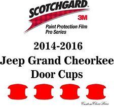 3M Scotchgard Paint Protection Film Pro Serie 2014 2015 2016 Jeep Grand Cherokee