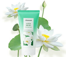 [Mamonde] Lotus Micro Cleansing Foam 175ml - Korea Comseitc