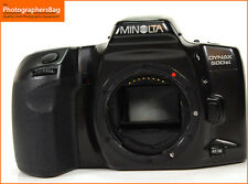 Minolta Dynax 500si  35mm SLR Camera Body Free UK POST  Free UK Post