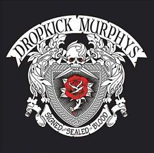 DROPKICK MURPHYS-SIGNED AND SEALED IN BLOOD (VINYL) VINYL LP NEW