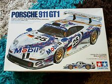 Tamiya 1/24 Porsche 911 GT1 Le Mans 1996 Great Condition