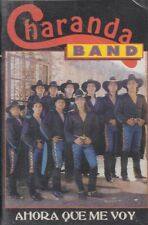 Charanda Band Ahora Que Me Voy Cassette New Nuevo Sealed